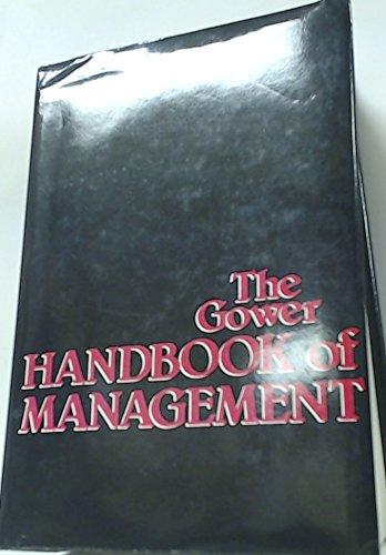 9780566023330: Handbook of Management