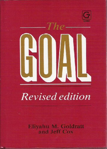 9780566026836: The Goal: Beating the Competition