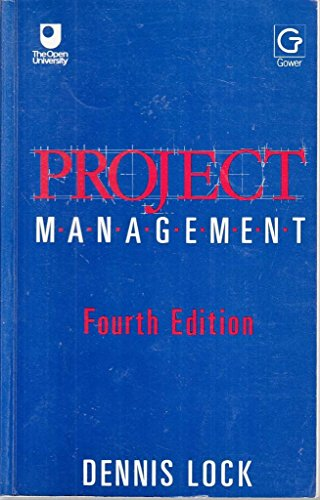 Project Management: Lock, Dennis