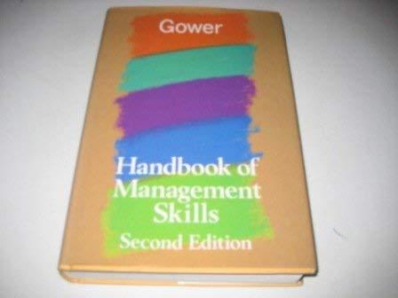 Handbook of Management Skills
