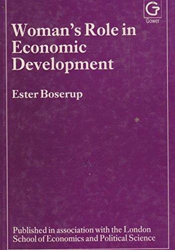 9780566051395: Woman's Role in Economic Development