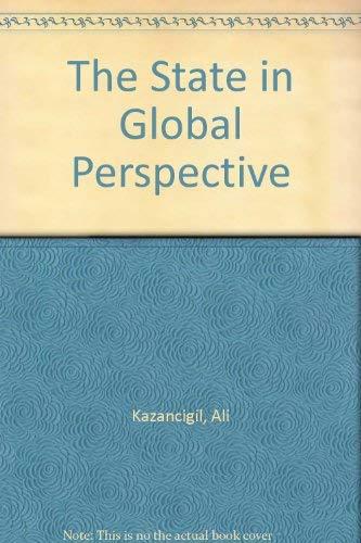 The State in Global Perspective: Ali Kazancigil