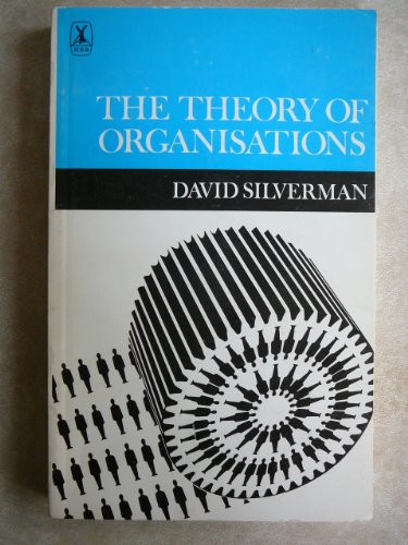 9780566055621: The Theory of Organisations