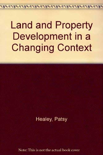 9780566057922: Land and Property Development in a Changing Context