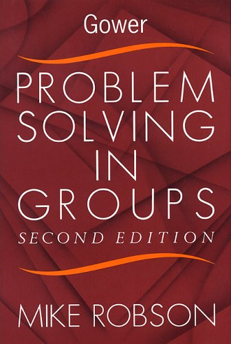 9780566074141: Problem Solving in Groups