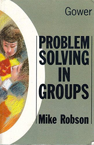 9780566074158: Problem Solving in Groups