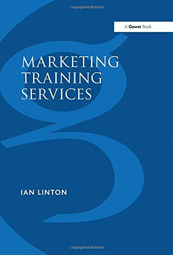 9780566075490: Marketing Training Services