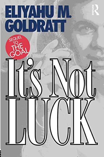 9780566076275: It's Not Luck