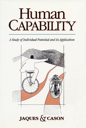 9780566076527: Human Capability: Study of Individual Potential and Its Application