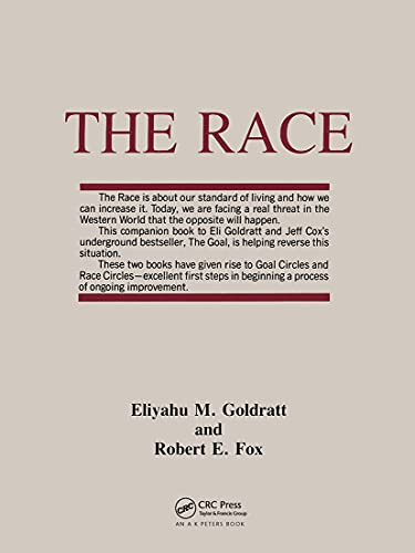 The Race (0566076535) by Eliyahu M. Goldratt; Robert E. Fox
