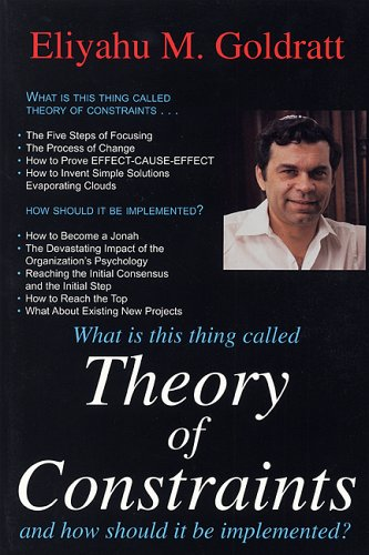9780566076541: Theory of Constraints and How it Should be Implemented