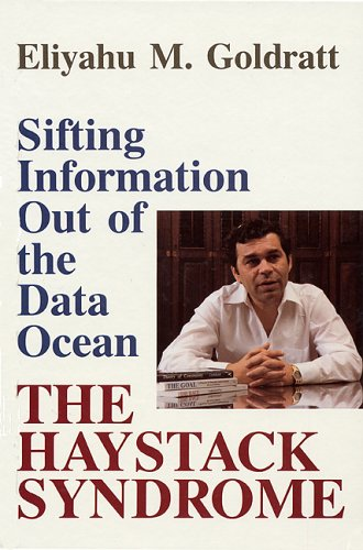 9780566076558: The Haystack Syndrome: Sifting Information out of the Data Ocean