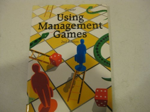 9780566077364: Using Management Games