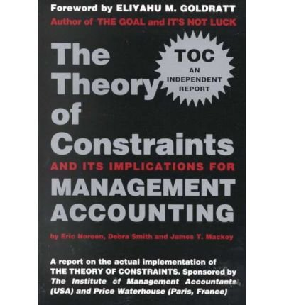 9780566077432: The Theory of Constraints and Its Implications for Management Accounting
