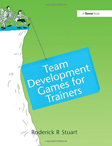 9780566079184: Team Development Games for Trainers