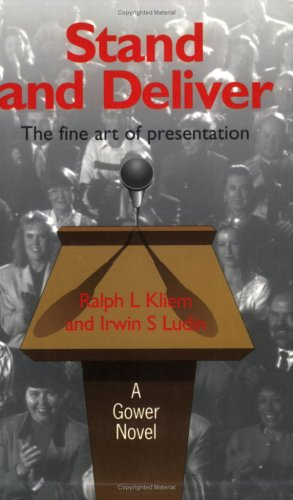 Stand and Deliver: Kliem, Ralph L.;