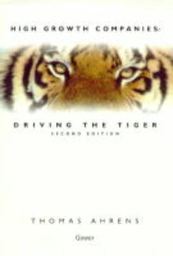 9780566080302: High Growth Companies: Driving the Tiger