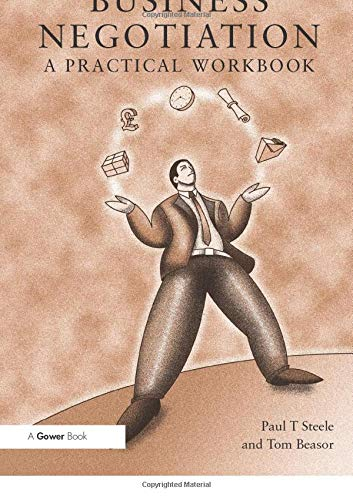 9780566080722: Business Negotiation: A Practical Workbook