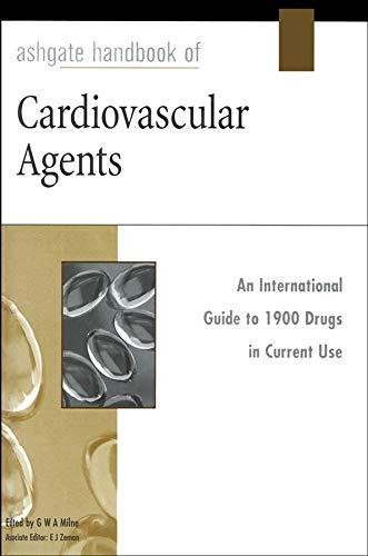 9780566083860: Ashgate Handbook of Cardiovascular Agents