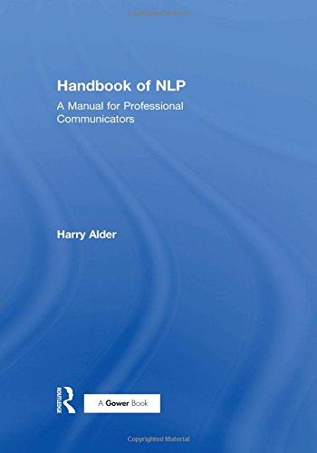 9780566083891: Handbook of Nlp: A Manual for Professional Communicators