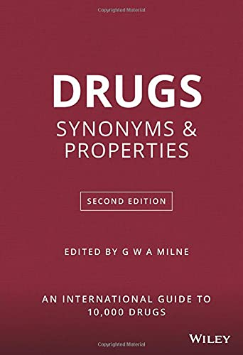 9780566084911: Drugs: Synonyms and Properties