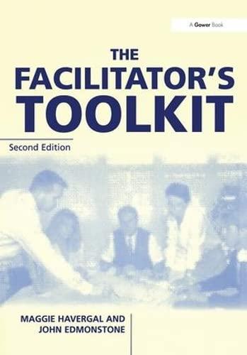 9780566085659: The Facilitator's Toolkit