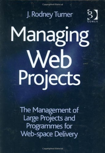 9780566085673: Managing Web Projects: The Management of Large Projects and Programmes for Web-Space Delivery