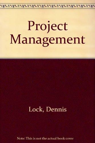 9780566085789: Project Management