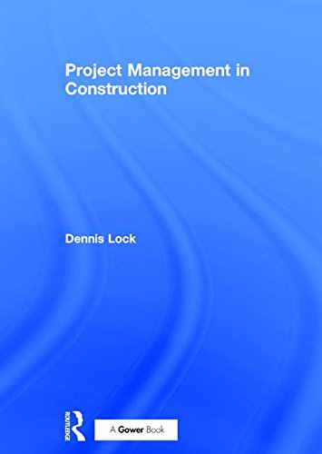 9780566086120: Project Management in Construction (The Leading Construction Series)