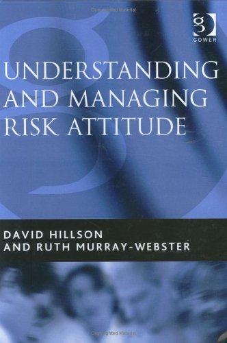 9780566086274: Understanding And Managing Risk Attitude