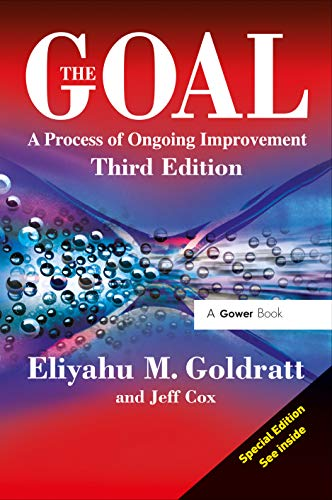 9780566086656: The Goal. A Process Of Ongoing Improvement