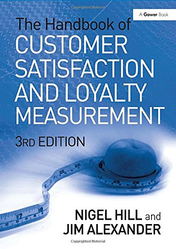 9780566087448: The Handbook of Customer Satisfaction and Loyalty Measurement
