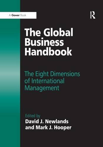 9780566087479: The Global Business Handbook: The Eight Dimensions of International Management