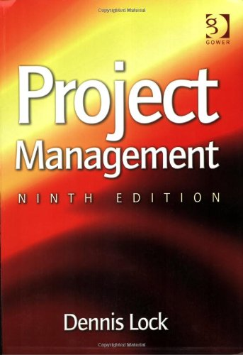 9780566087721: Project Management