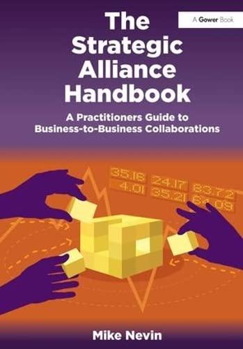 9780566087790: The Strategic Alliance Handbook
