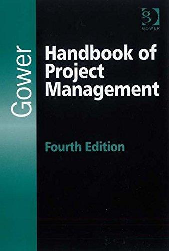 9780566088063: Gower Handbook of Project Management