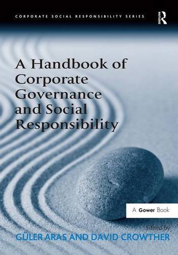 9780566088179: A Handbook of Corporate Governance and Social Responsibility (Corporate Social Responsibility Series)