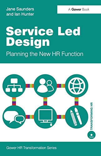 9780566088261: Service Led Design: Planning the New HR Function