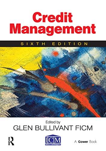 9780566088438: Credit Management