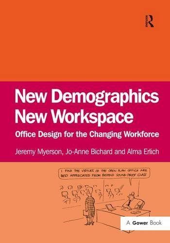 9780566088544: New Demographics, New Workspace
