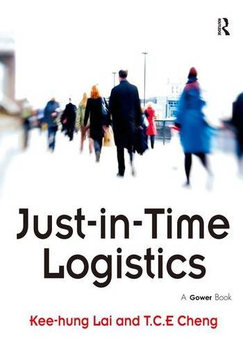 9780566089008: Just-in-Time Logistics