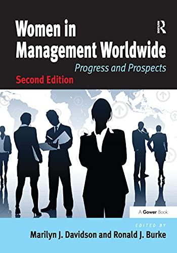 9780566089169: Women in Management Worldwide: Progress and Prospects