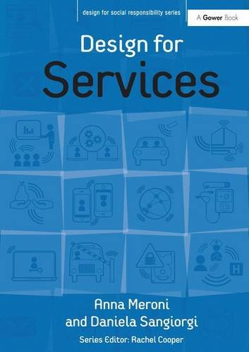 Design for Services: MERONI, ANNA; SANGIORGI, DANIELA