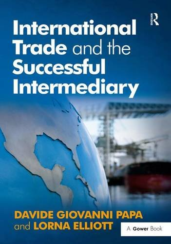9780566089343: International Trade and the Successful Intermediary