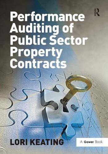 9780566089992: Performance Auditing of Public Sector Property Contracts