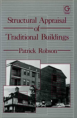 9780566090813: Structural Appraisal of Traditional Buildings