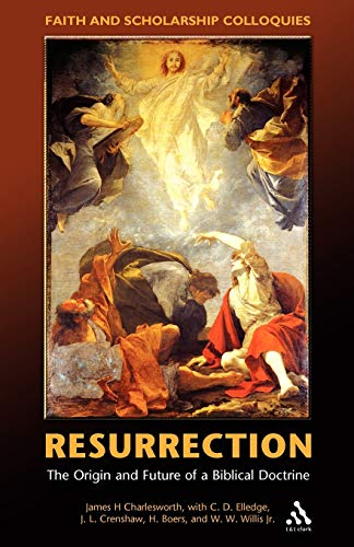 9780567027481: Resurrection: The Origin and Future of a Biblical Doctrine