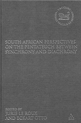 9780567029928: South African Perspectives on the Pentateuch between Synchrony and Diachrony (The Library of Hebrew Bible/Old Testament Studies)