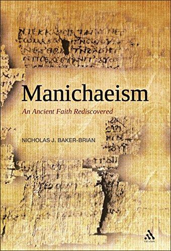 9780567031679: Manichaeism: An Ancient Faith Rediscovered