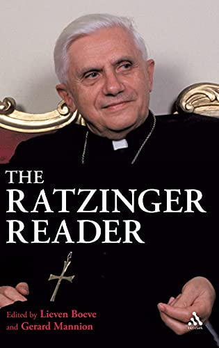 9780567032133: The Ratzinger Reader: Mapping a Theological Journey
